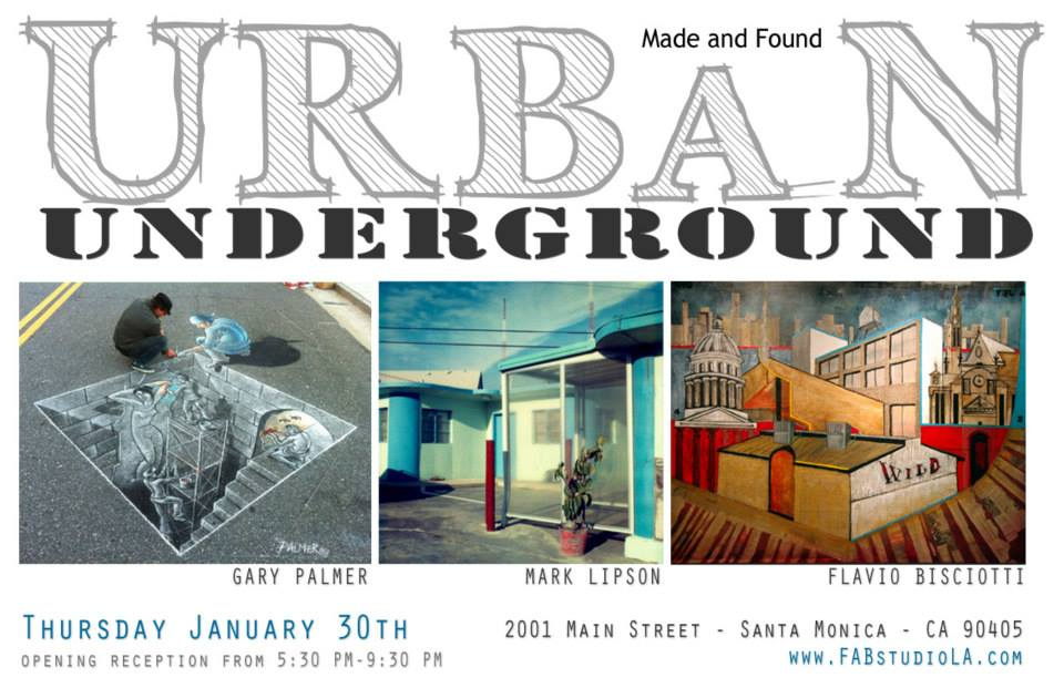 FAB-gallery - Urban Undergroud
