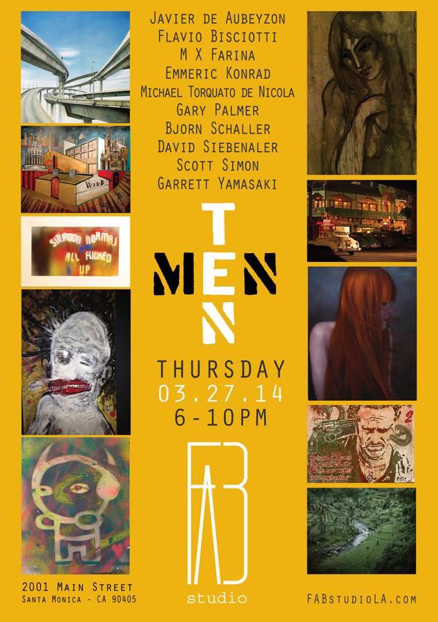Fab-gallery - Ten Men