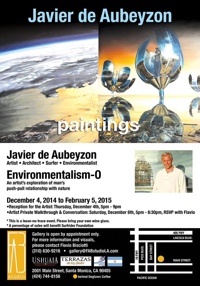 FAB-gallery - Environmentalism