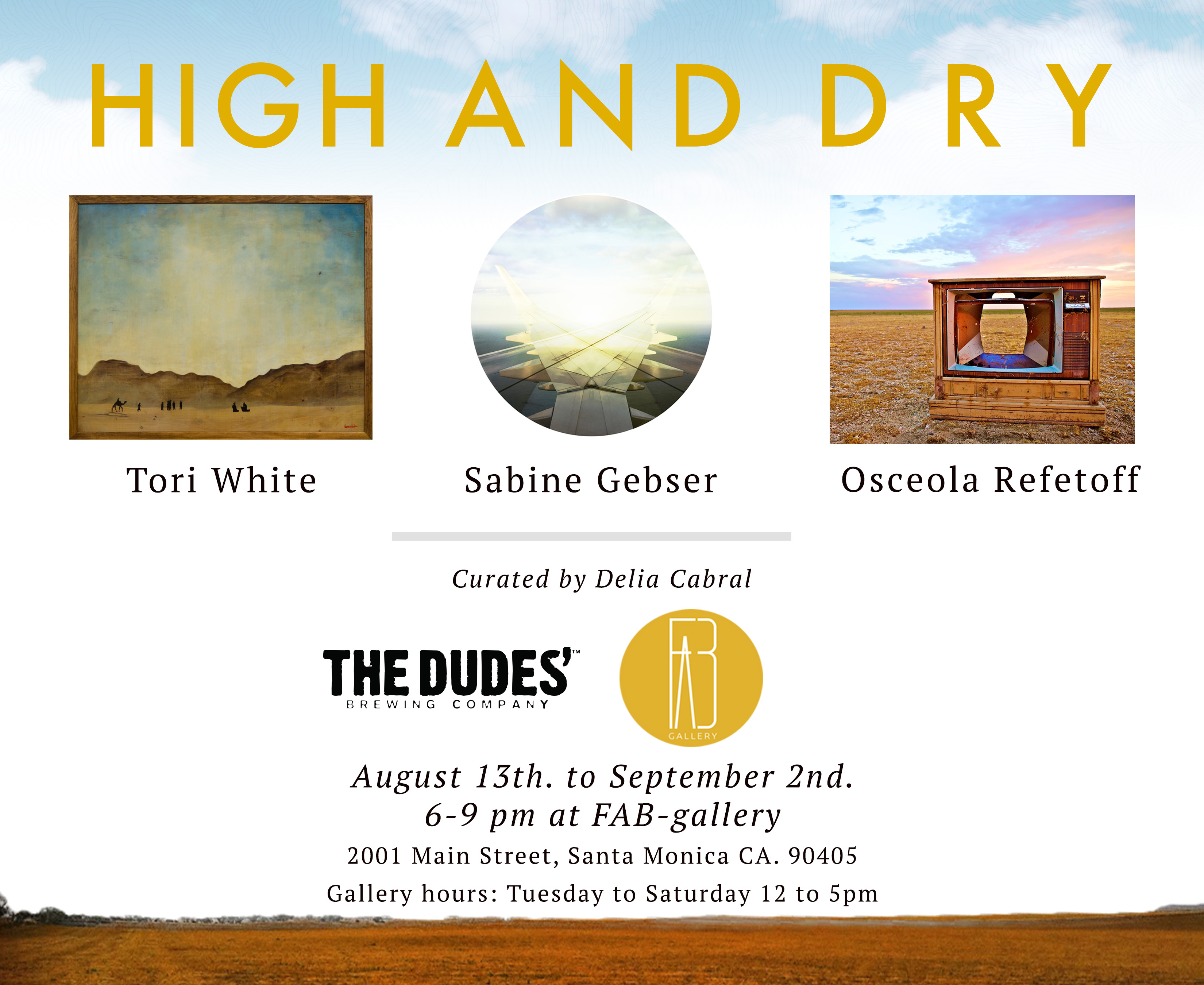 FAB-gallery - High and Dry
